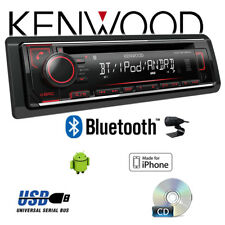 Kenwood KDC-BT520U - Bluetooth CD/MP3/USB Autoradio KFZ Radio PKW Auto