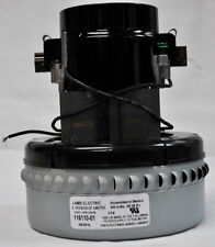 Ametek Lamb 5.7 Inch 240 Volt 2 Stage Ball Bearing Motor 116110-01