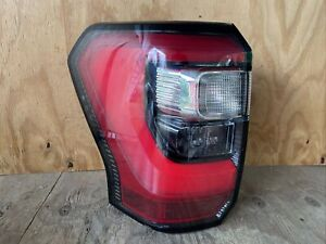 2018 2019 2020 2021 Ford Expedition Tail Light Left LH Driver LED OEM Lamp