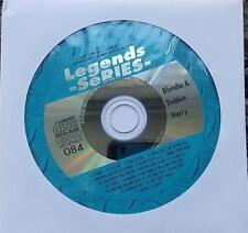 LEGENDS BLONDIE/DEBBIE HARRY KARAOKE CDG 084 1980'S 17 SONGS RAPTURE CD+G MUSIC