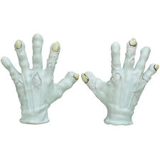 Scary Clown Monster Hands It Adult Lates Halloween Costume Gloves