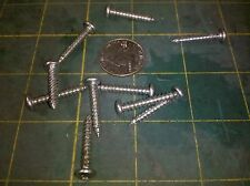 "5II90 300 PCS SHEET METAL SCREWS, 1"" LONG, 0.165"" DIAMETER, #2 PHILIPS DRIVE VGC"