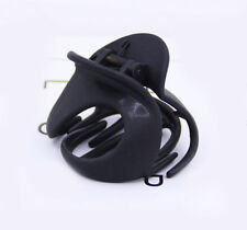 Women Acrylic Hair Claw Hair Crab Clamp Ponytail Clip Headpiece Accessories