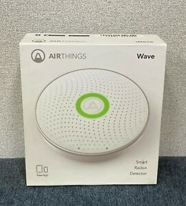 Airthings - Wave Smart Wireless Radon Detector