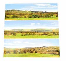 More details for gaugemaster valley large photo backscene 2744x304mm gm701