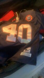 Gale Sayers #40 Chicago Bears Mitchell And Ness Jersey Size 48, Stitched, Sewn