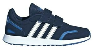 Sports Shoes Child ADIDAS Vs Switch 3 C A Tear Blue Leatherette Gym