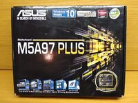 Asus M5A97 Plus Motherboard.