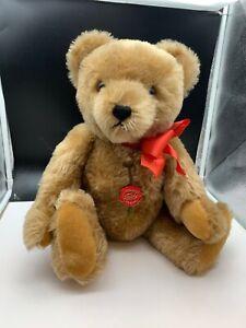 Hermann Teddy Bear 19 11/16in Limited Unbespielt. Top Condition