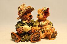 Boyds Bears & Friends: Emma and Bailey . Afternoon Tea - 02277