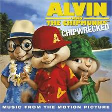 Alvin & The Chipmunks: Chipwrecked / O.S.T. - Alvin & The Chi - CD New Sealed
