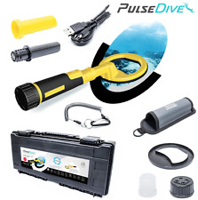 Nokta Makro PulseDive Scuba Detector & Pointer 2-in-1 Set - Yellow