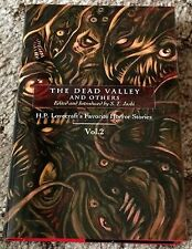 THE DEAD VALLEY & OTHERS H.P.Lovecraft's favourite horror stories vol 2 Joshi ed
