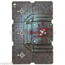 SAS28 ROOM CARD 9 ASSASSINORUM WARHAMMER 40,000 BITZ W40K