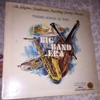 Longines Symphonette Presents Theme Songs of the Big Band Era Vinyl Record