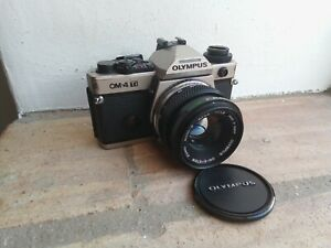 Olympus OM4 TI Camera,Zuiko 50mm/F1:1.8 Lens!