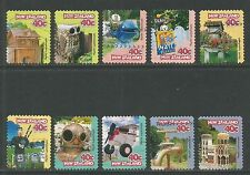 New Zealand 1997 Kiwiana/Wackiest Letterboxes--Attractive Topical (1419-28) used