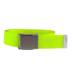 NWT Men's Nike Golf Single Web Belt MSRP $20