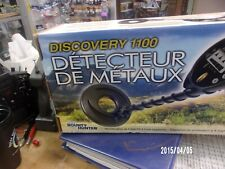 Bounty Metal Detector Discovery 1100