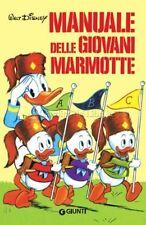 LIBRO MANUALE DELLE GIOVANI MARMOTTE - WALT DISNEY