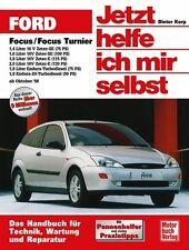 Ford Focus Turnier ab 10/98 Reparaturanleitung Reparatur-Handbuch Jetzt helfe