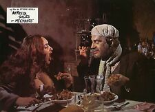 NINO MANFREDI BRUTTI, SPORCHI E CATTIVI 1976  VINTAGE PHOTO LOBBY CARD N°9