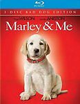 Marley & Me (Three-Disc Bad Dog Edition) [Blu-ray] by  in Used - Very Good
