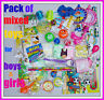 Party Loot Bag FILLERS TOYS mixed Goody Pinata kids birthdays Rewards PRIZES