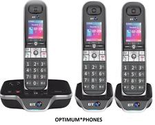 BT 8600 TRIO digitali senza fili funzionalità con un tocco Advanced Call Blocker