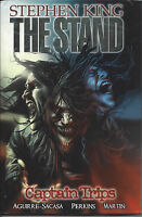 The Stand Captain Trips HC Variant (2009 Marvel) By Stephen King OOP SEALED NM