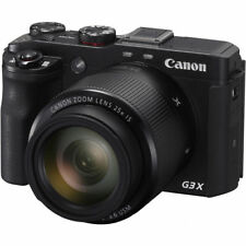 Canon PowerShot G3 X Digital Camera Black TK