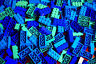 ☀NEW Lego Sea Blue 2x4 Brick pick your bulk lot size 25 50 100 200 Legos # 3001