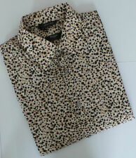 Paul Smith Shirt Size 16.5 Size LARGE Floral Westbourne