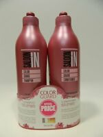 SALOON IN COLOR GUARD SHAMPOO & CONDITIONER 33.8 oz liter sizes