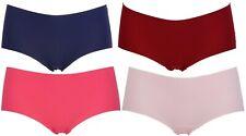 ex M/&S Size 8-16 Laser Cut No VPL Slinky Briefs Low Rise Knickers Underwear
