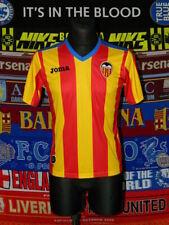 5/5 Valencia boys 14 yrs YL 2012 MINT home football shirt jersey camiseta