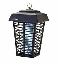 80 Watt Electric Insect Killer 1-1/2 Acre Bug Zapper Mosquito Pest Home Outdoor