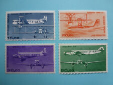 LOT 302 TIMBRES STAMP POSTE AERIENNE FRANCE ANNEE 1984-87