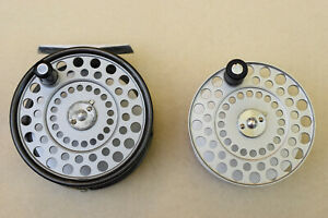 Hardy Zenith Fly Reel and Spare Spool