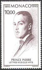Briefmarken mit Königshäuser Thema aus Monaco