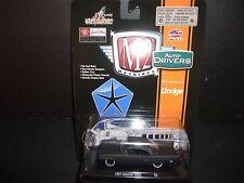 M2 Chrysler 300C 1957 Matt Black 1/64 11228-35