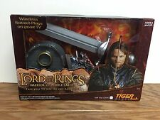Wireless Sword HASBRO TIGER Lord of the Rings Warrior Middle Earth SEALED!