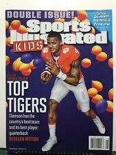 Sports Illustrated Kids Top Tigers Football Preview August 2016 FREE SHIPPING JB