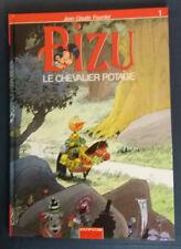 Bizu 1 EO Le Chevalier Potage Fournier Dupuis Spirou