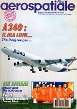 Mag AEROSPATIALE 1991: AIRBUS A340