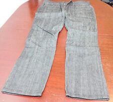 all saints mens jeans 32 black okayama japan spitalfields japanese denim mint