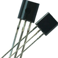 Lots 2SA733 Transistor PNP 50V 100mA / MPSA55-Trans-PNP 60V 0.5A