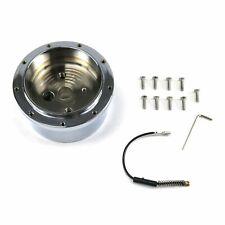 "3/4""-36 Spline to 9 Hole Billet Steering Wheel Hub Adapter Boss Kit Spacer"