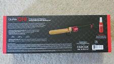 """NEW Dura CHI Farouk 1"""" Ceramic Titanium Infused Marcel Hair Curling Iron"""