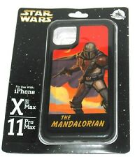 New Disney Parks iPhone Xs Max 11 Pro Max Case The Mandalorian Star Wars Disney+